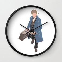 Scamander Running Wall Clock