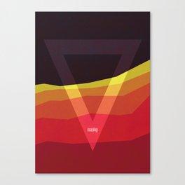 escapology Canvas Print