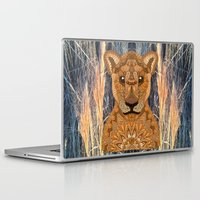 mother Laptop & iPad Skins featuring Mother by ArtLovePassion
