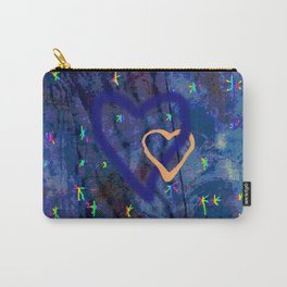Star rainbow Carry-All Pouch