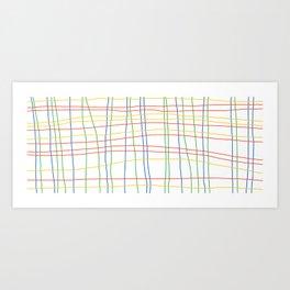 Boxy Art Print