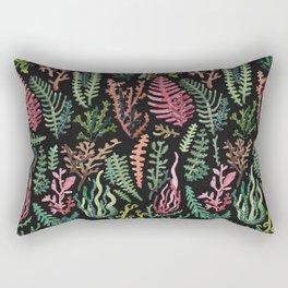 Color Nature Pattern Rectangular Pillow