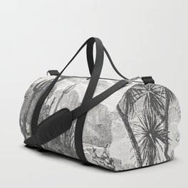 Cactus in Mountain Duffle Bag