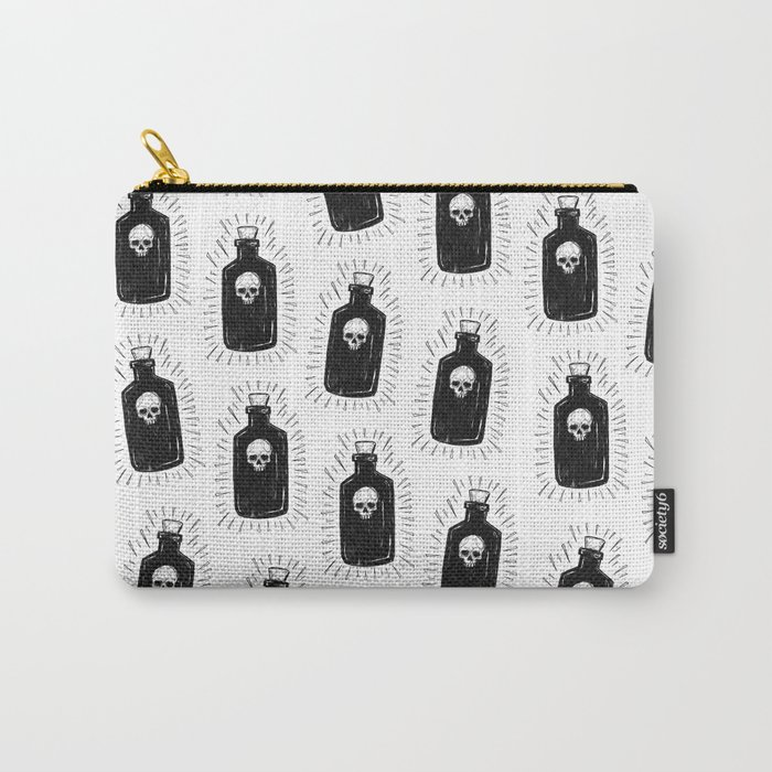 The Devil's Drink Carry-All Pouch