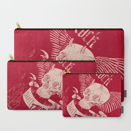 Rock 'n' Roll RED Carry-All Pouch