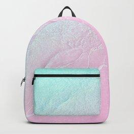 Seashore  - violet mist Backpack