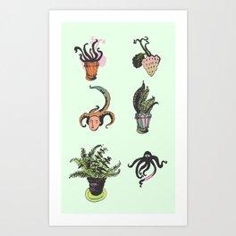 DOOODLES Art Print