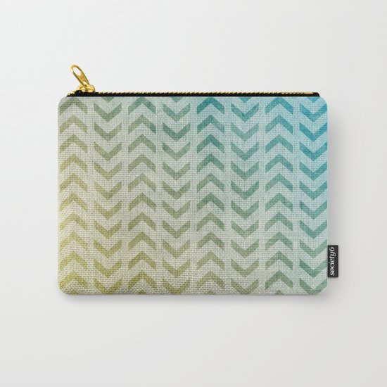 Aztec Pattern 05 Carry-All Pouch