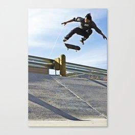 BS Flip Canvas Print