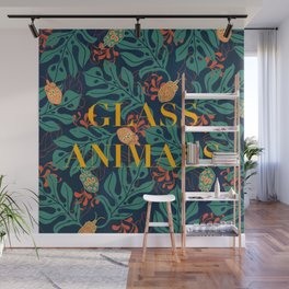Glass Animals  Wall Mural