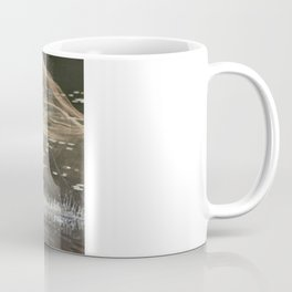 Net Fishing Coffee Mug