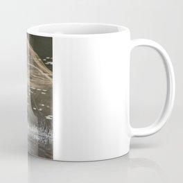 Net Fishing Coffee Mug