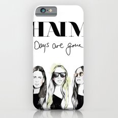 Haim Days are gone iPhone 6s Slim Case