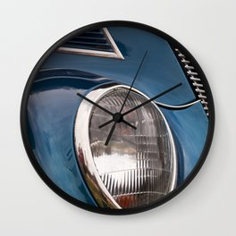 Vintage Car 7 Wall Clock