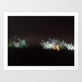 (>^v^ Art Print