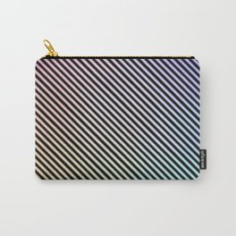 Neon Rainbow Carry-All Pouch