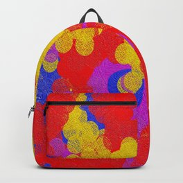 Red Garden Backpack