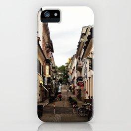 Baden Baden iPhone Case