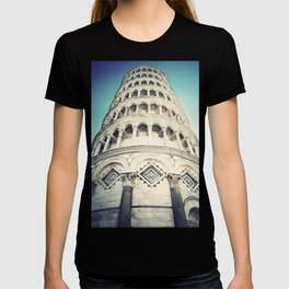 Leaning Tower 2, Pisa T-shirt