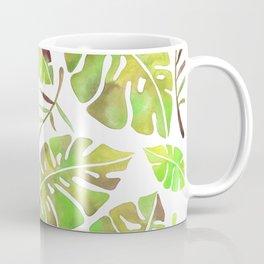 Tropic Fever —Greenery Version Coffee Mug