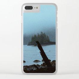 Cape Scott Clear iPhone Case