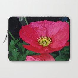 Poppies Three Laptop Sleeve