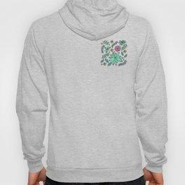 Floral doodles 2 Hoody