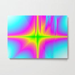 fractions Metal Print