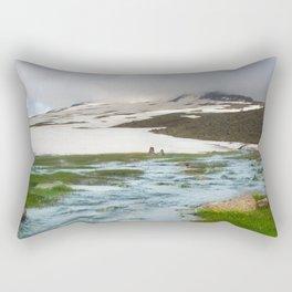 Photo of Aragats Արագած Rectangular Pillow