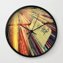 I'll Take Rap/Hip-Hop for 1,000 Wall Clock
