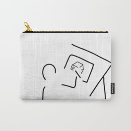 architect technical draftsmen Carry-All Pouch