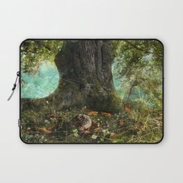 Back To My Roots Laptop Sleeve