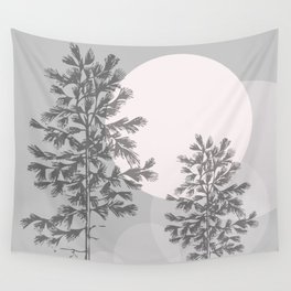 waiting for the night Wall Tapestry