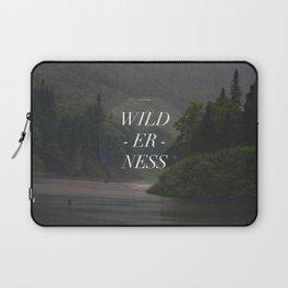 WILDERNESS — Laptop Sleeve