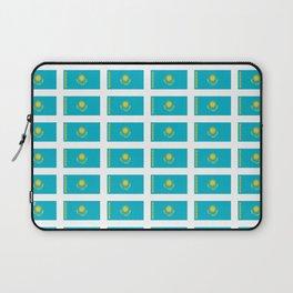 flag of Kazakhstan -Kazakhstan,Kazakh,Қазақстан,Казахстан,Kazakhstani,Astana. Laptop Sleeve