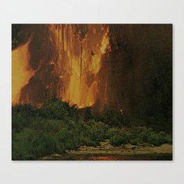 Hot Canvas Print