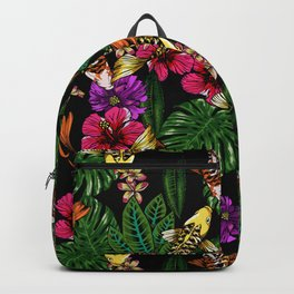 Tropical Koi Backpack