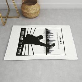 Philadelphia Boxing Rug