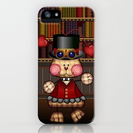 Steam Punkie iPhone Case