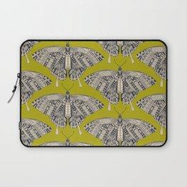 swallowtail butterfly citron basalt Laptop Sleeve