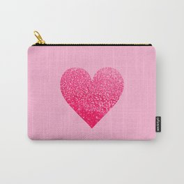 PINK PINK HEART Carry-All Pouch