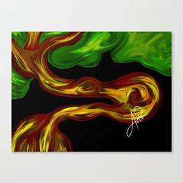 Arbol 002 Canvas Print