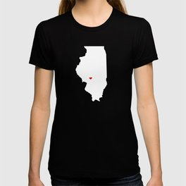 Southern Illinois Home T-shirt