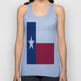 Lone Star ⭐ Texas State Flag Unisex Tank Top