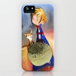Little Prince iPhone Case