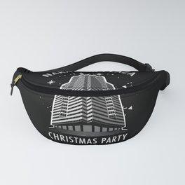 Nakatomi Plaza Christmas Party 1988 Fanny Pack