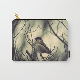 half a bird in the hand is worth... Carry-All Pouch