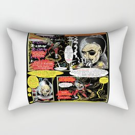 Page #3 of Tex Watt's  (UNCENSORED) SUNDAY COMIX POP-ART Rectangular Pillow