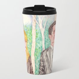 This is the story of the little girl who lived down the lane.... Travel Mug