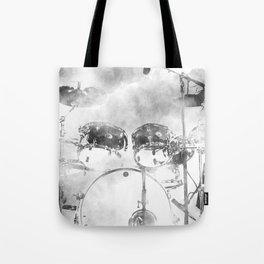 FADED BEAT Tote Bag